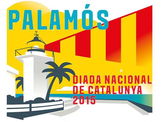 FELIÇ DIADA NACIONAL DE CATALUNYA 2015! 20150904-DIADA