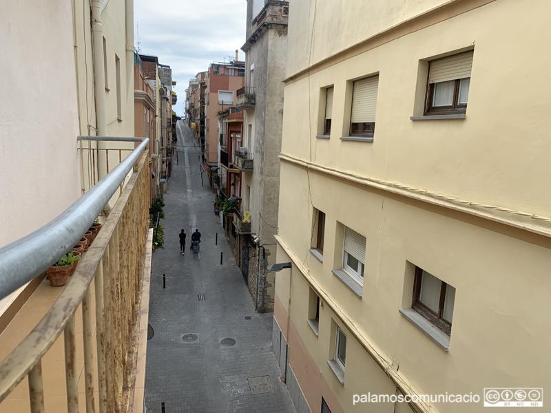 El carrer Molins serà de baixada fins a Pagès i Ortiz on serà obligatori girar a la dreta.