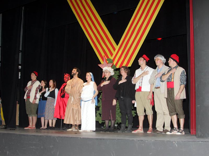 Una anterior edició dels Pastorets dels Showboys. (Foto: Francesc Serrat).