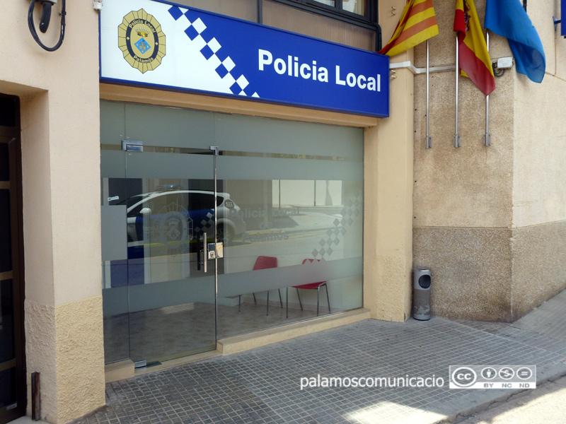 Comissaria de la Policia Local de Palamós.
