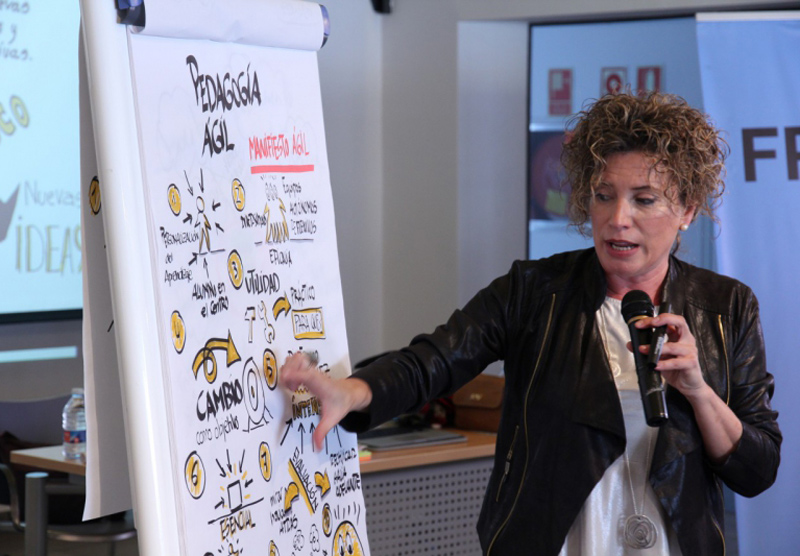 Maria Batet parlarà de com entrenar l'optimisme. (Foto: Fundació Princesa Girona).