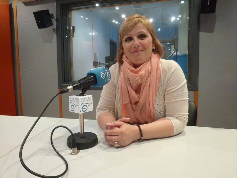 Vanesa Mányik, decepcionada amb el Partit Popular.