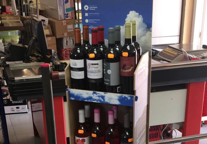 La Denominació d'Origen Empordà inclou 41 cellers que elaboren 259 marques de vi diferents.