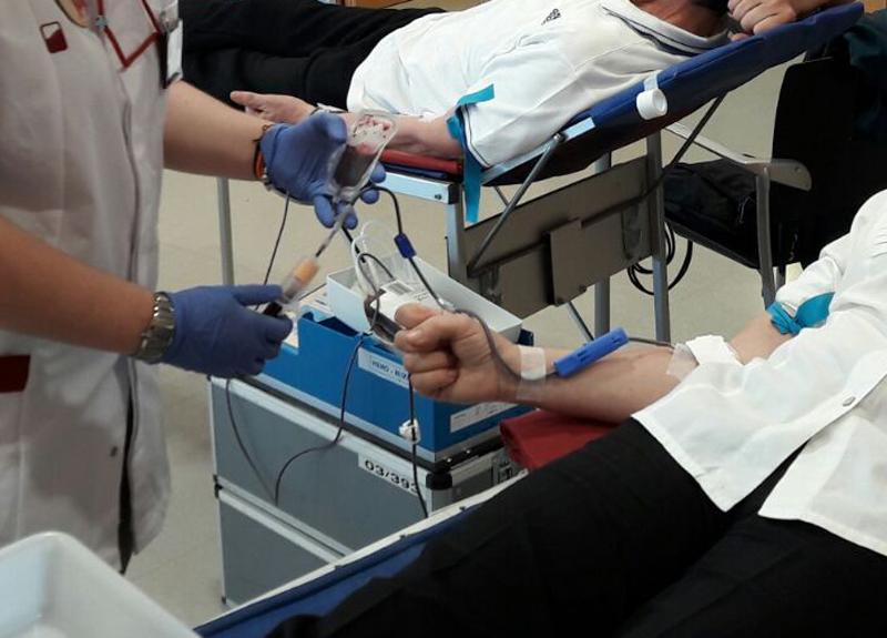 La donació de sang es va fer al Centre d'Atenció Primària de Palamós.