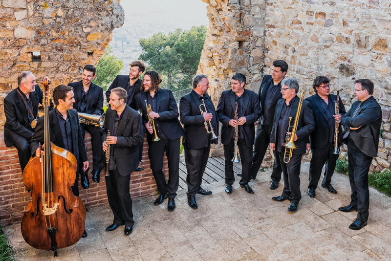 La Cobla Principal de la Bisbal obre divendres els Festivals de Música de Calonge.