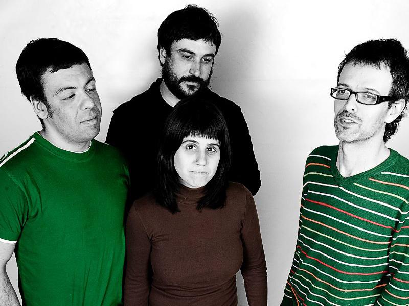 Integrants de la formació Dijous Paella. (Foto: directe.cat).