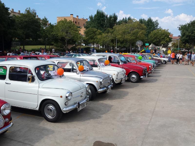 El diumenge hi haurà la Trobada de Vehicles Clàssics. (Foto: Ajuntament de Palamós).