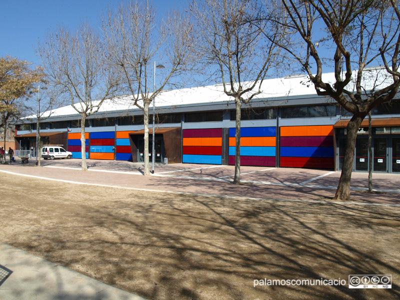 L'acte de la CUP a Palamós es farà a la Nau dels 50 metres.