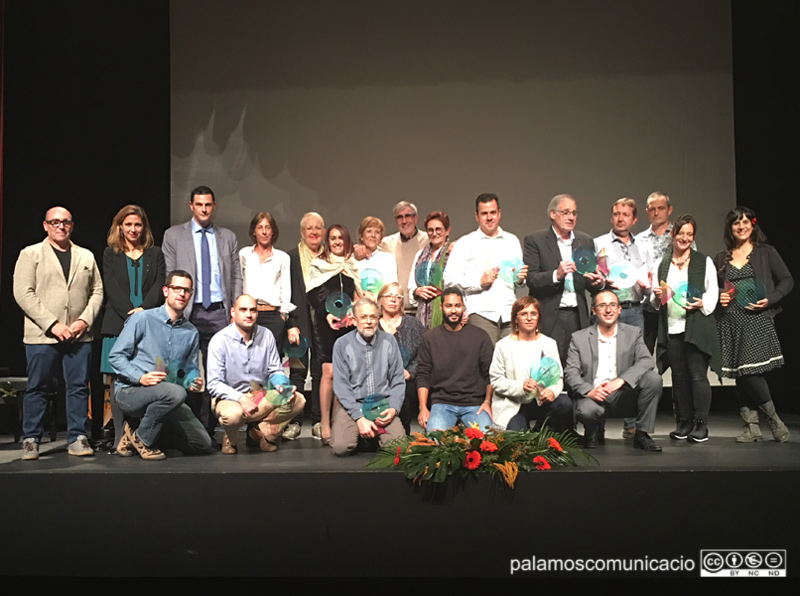 Fecotur va celebrar ahir a La Gorga la seva primera Gala de Socis.