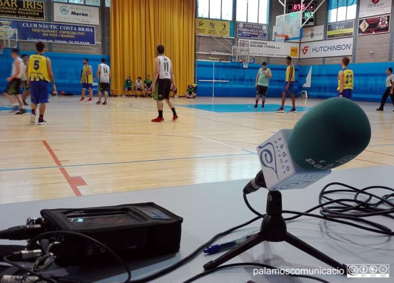 Ràdio Palamós ofereix aquest diumenge els partits dels primers equips del Palamós CF i del CE Palamós.
