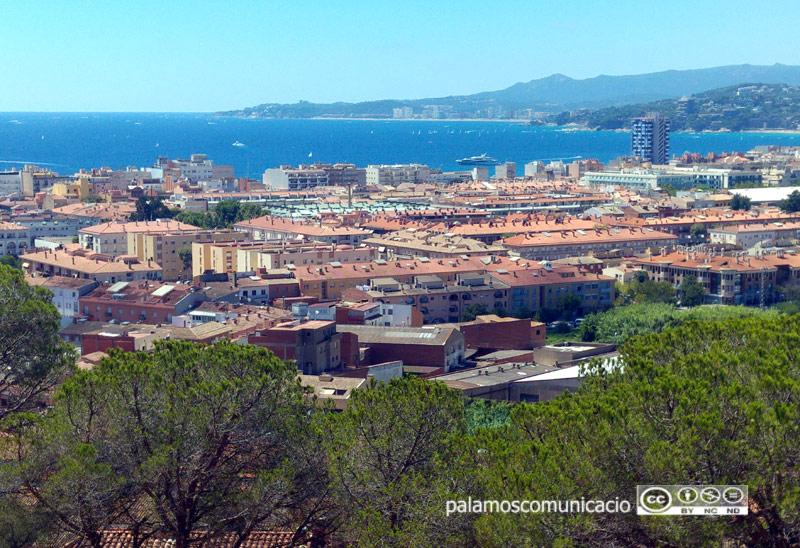 Palamós té una població de 17.898 persones.