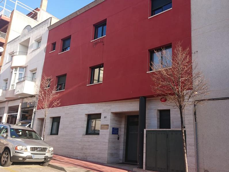La residència Robert Pallí que Vimar té a Sant Feliu de Guíxols. (Foto: Fundació Vimar).
