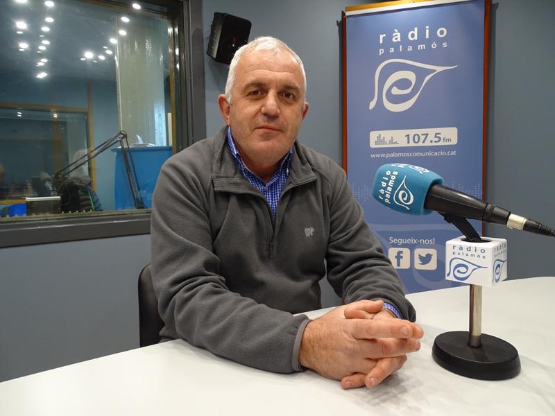 Bruno Duran és un dels responsables de l'ONG 'Junts per ells'.