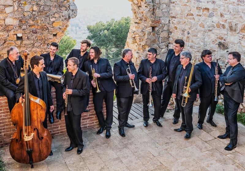 La Principal de La Bisbal actuarà en el concert de cloenda de l'Any Viladesau. (Foto: Ajuntament de Calonge i Sant Antoni).