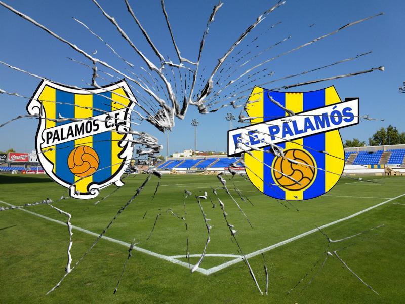 Palamós CF i Fundació Esportiva de Palamós deixaran d'anar plegats.
