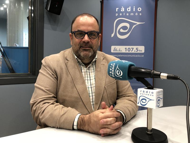 Arturo Prades, actual regidor de Promoció Econòmica, tornarà a encapçalar la llista del PSC a Calonge.