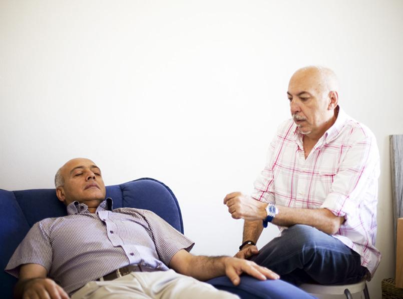 El doctor Domènec Luengo parlarà de com gestionar l'ansietat. (Foto: arantxa-coca.com).