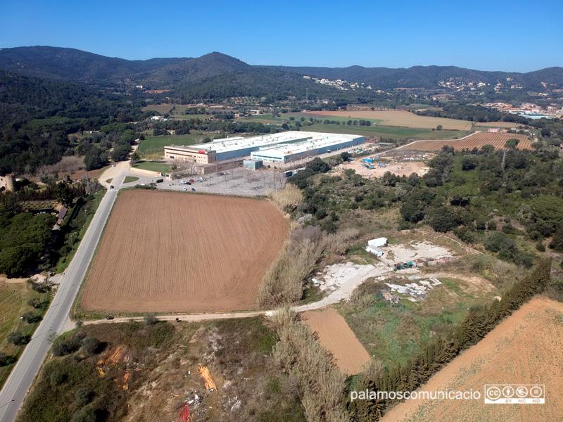 El sector industrial de la Pietat.