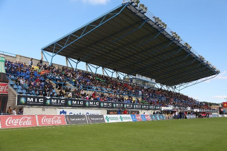 L'Estadi Municipal Palamós Costa Brava acollirà 7 de les 9 finals del MIC. (Foto: Agustí Fontanet - MIC).