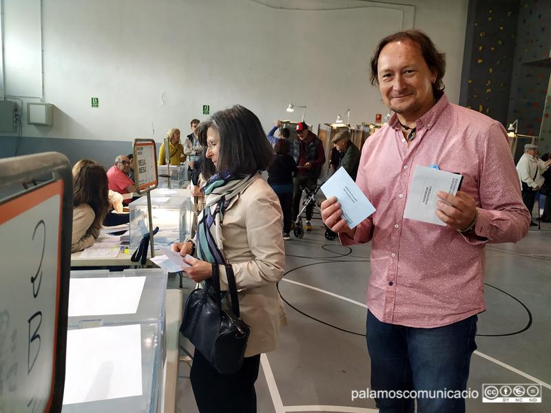 Junts X Palamós i Sant Joan ha perdut 180 vots respecte 2015 i queda fora de l'Ajuntament.