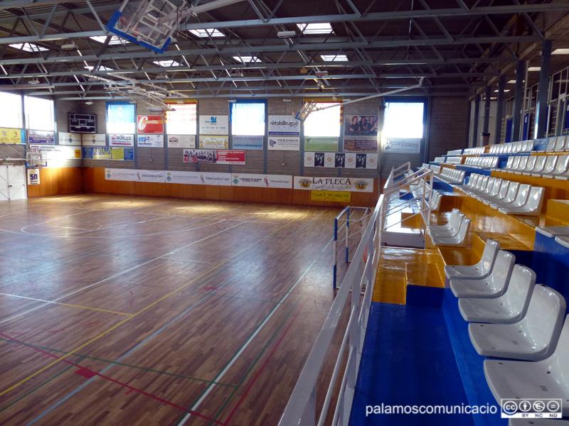 Les jornades es fan al Pavelló Municipal d'Esports.