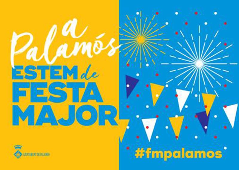 El domàs de Festa Major. (Foto: Ajuntament de Palamós).