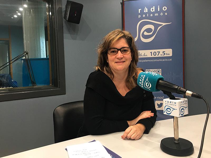 La regidora d'ERC a l'Ajuntament de Palamós, Maria Puig, serà nova diputada a la Diputació de Girona.