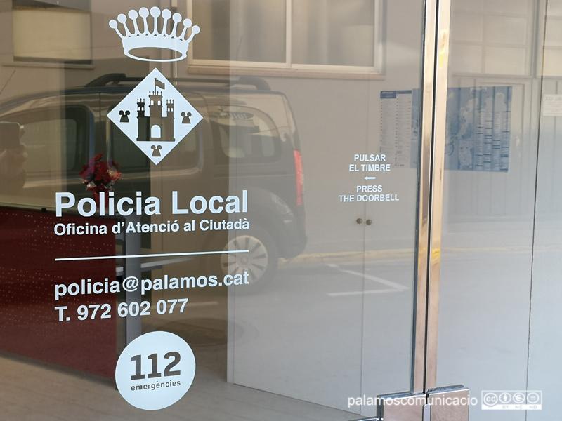 Durant l'estiu,  un agent de la policia autonòmica estarà disponible a les oficines de la Policia Local per fer el tràmit de les denúncies.