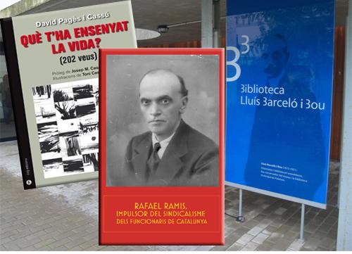 La Biblioteca Municipal organitza actes de promoció de la cultura.