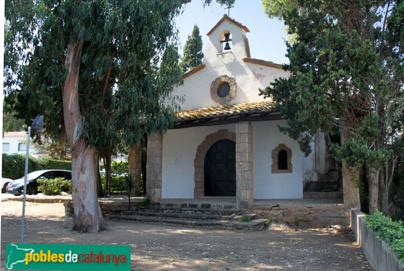 La Capella de la Fosca. (Foto: Damià Ribas - Pobles de Catalunya).