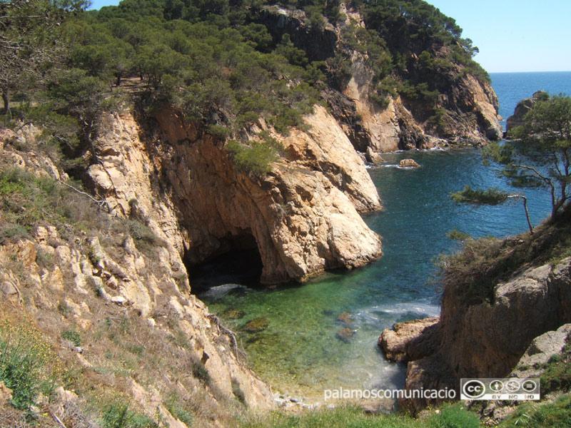 L'itinerari permetrà veure indrets de gran bellesa del litoral de Palamós.