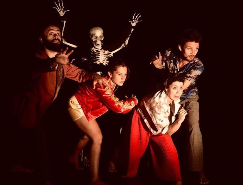 Una imatge de l'espectacle 'scRakeja't 2.0'. (Foto: CobosMika Company).