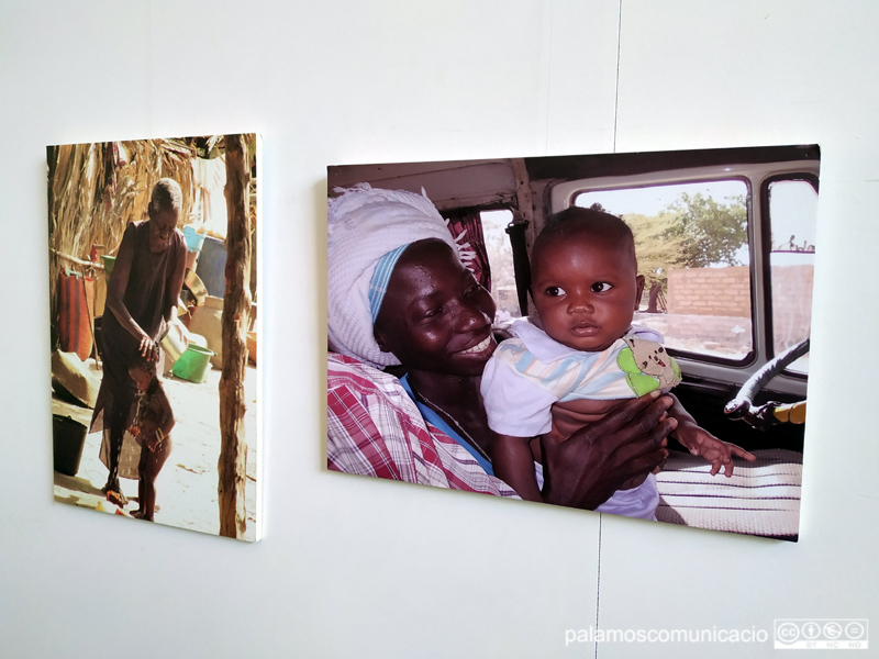 Fotografies dels projectes de Junts x ELLS a Guinea Bissau.