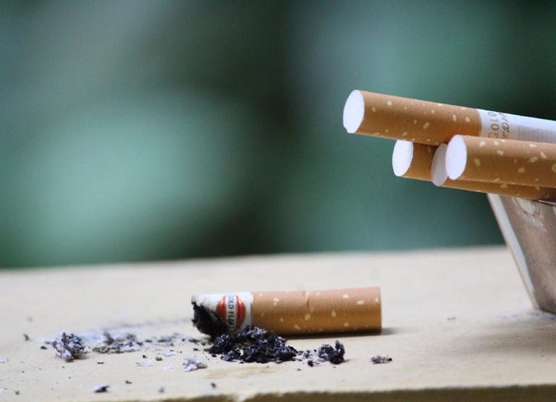 La OMS va calcular que l'any passat van morir 8 milions de persones al món com a conseqüència del tabac.