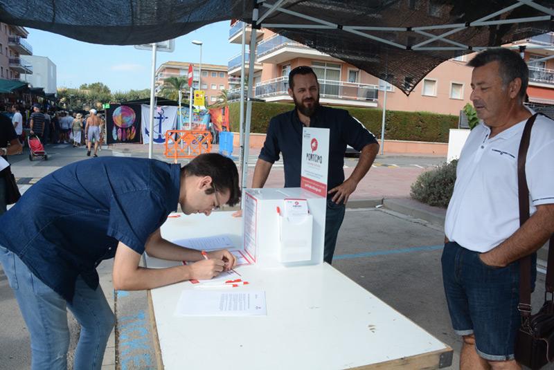 El procés participatiu de Calonge i Sant Antoni està en marxa fins al 30 de setembre. (Foto: Ajuntament de Calonge i Sant Antoni).
