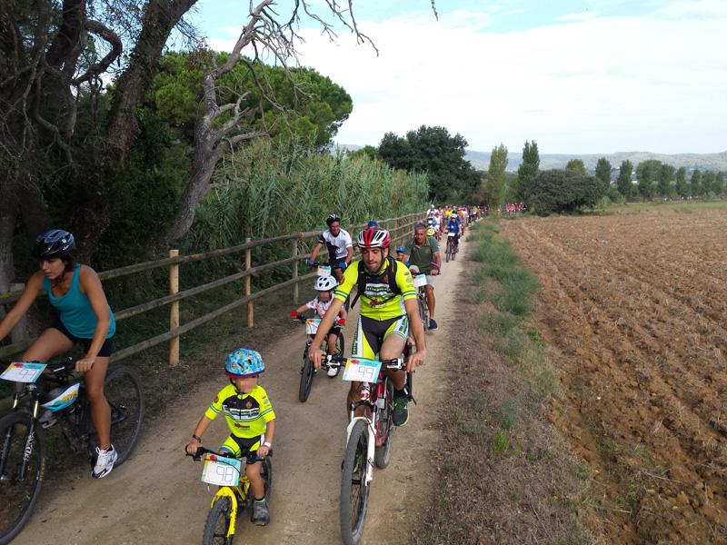 Imatge de l'any passat de la Festa del Pedal. (Foto: Ajuntament de Palamós).