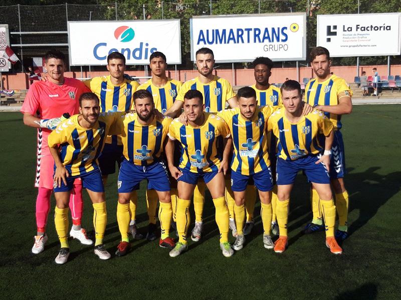El Palamós només coneix la victòria aquesta temporada. (Foto: Palamós CF).
