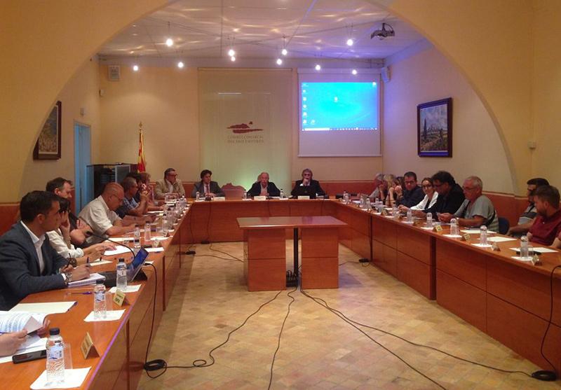 El Consell d'Alcaldes d'aquest dilluns va aprovar contribuir amb mig milió d'euros a la construcció de la nova residència de Vimar.
