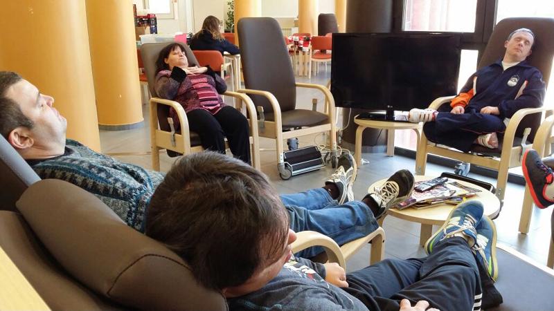 La Fundació Vimar s'ocupa de persones amb discapacitat psíquica a la comarca del Baix Empordà.