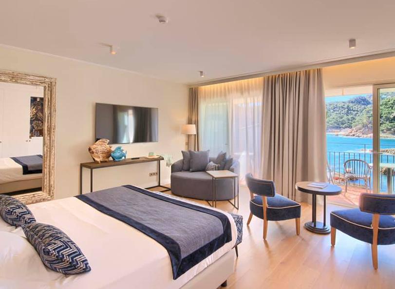 La marca agrupa els millors hotels del litoral i prelitoral gironí. (Foto: Grup Costa Brava Centre).