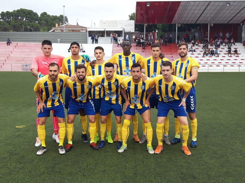 El Palamós ha sumat avui la ciinquena victòria consecutiva de la temporada. (Foto: Palamós CF).