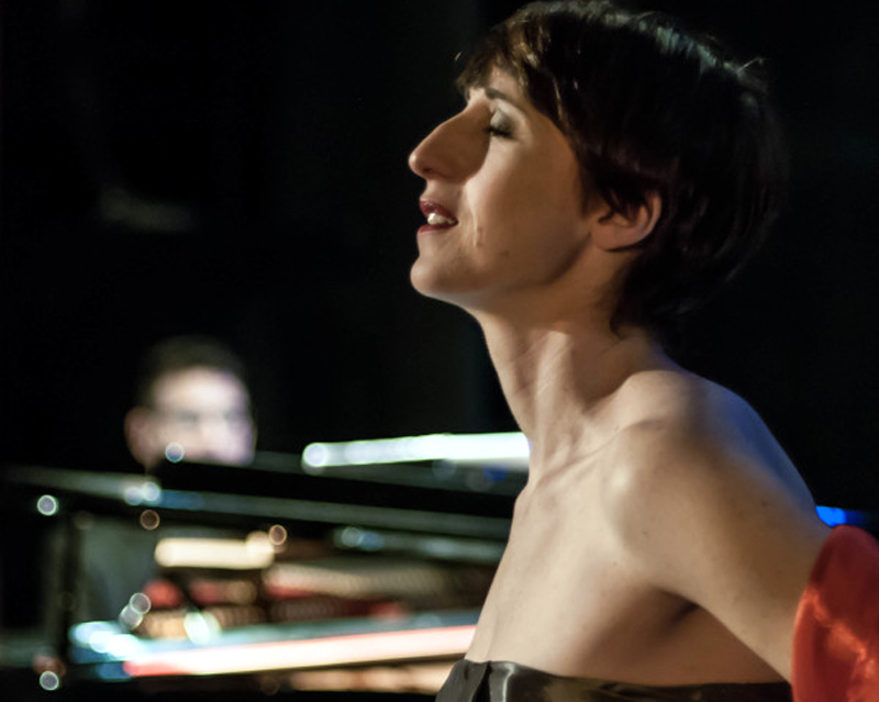 La mezzosoparano Georgina Reyner cantarà diumenge a La Gorga. (Foto: lagorga.cat).