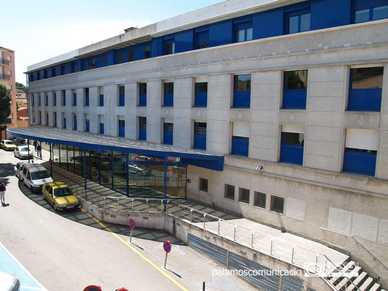 L'hospital de Palamós oferirà serveis mínims.
