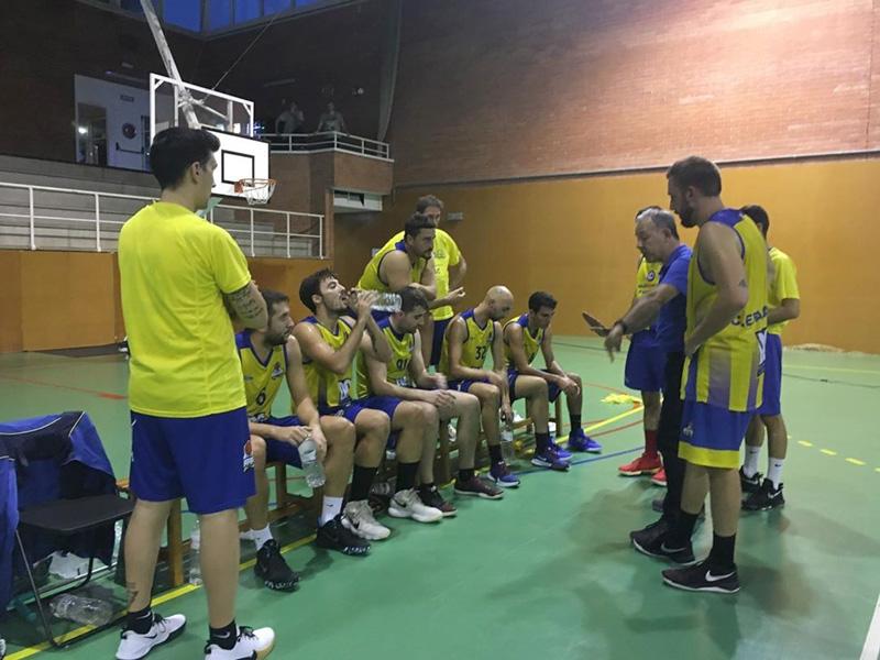 El Club Esportiu Palamós rep aquest diumenge al líder del grup, la UE Claret. (Foto: CE Palamós).