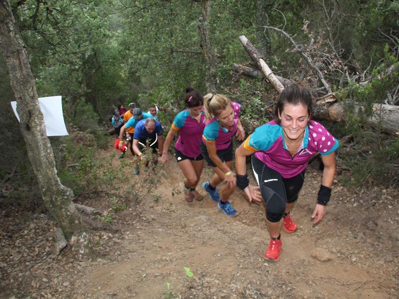 La Marxa recorre la vall de Bell-lloc i els seus voltants. (Foto: Club Alpí Palamós).