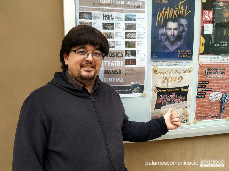 El cicle va a càrrec del músic i professor Amós Pérez.