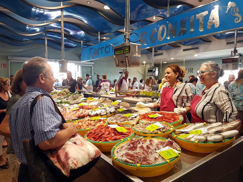 Les Converses de Taverna d'avui es dedicarà a conèixer les peixateries de Palamós. (Foto: Museu de la Pesca)