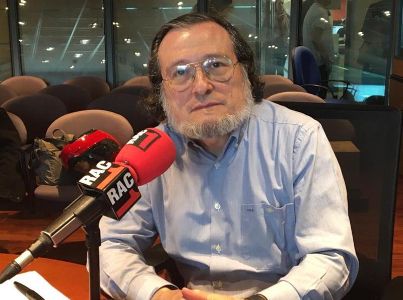 Santiago Niño Becerra serà un dels ponents convidats a les Jornades d'Emprenedoria de Calonge i Sant Antoni. (Foto: RAC1).