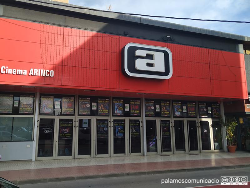 Les sales del cinema Arinco han acollit les sessions del festival Filmmaker.
