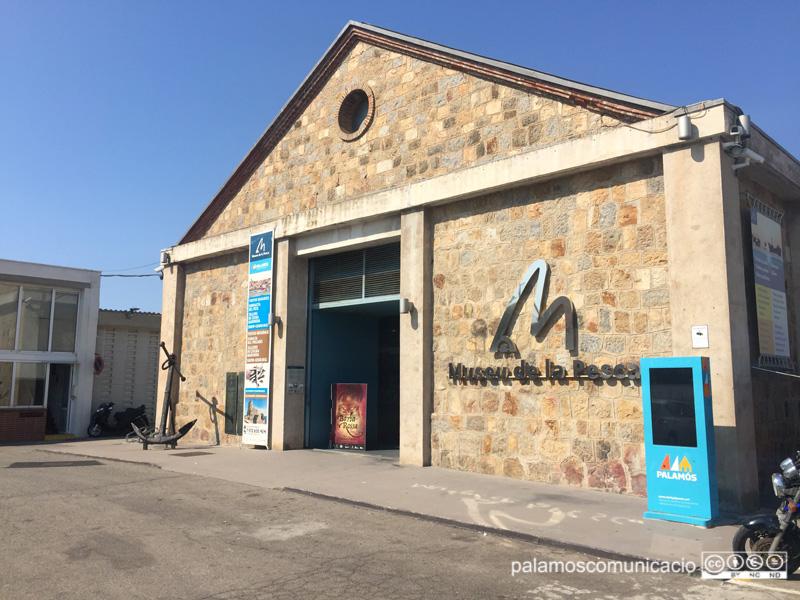 El Museu de la Pesca de Palamós acull dues activitats, aquest cap de setmana.